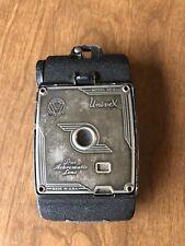 Vintage Univex Model Af3 Small Vest Pocket Size Camera
