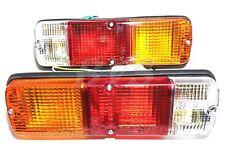Rear Tail Lights Lamp For Toyota Land Cruiser FJ40 FJ45 HJ45 HJ47 BJ40 BJ42