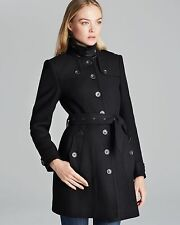 Burberry Brit Didmoore Single Breasted Coat - NWT Size US 10