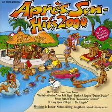 APRÈS SUN HITS 2000 - COMPILATION 40 TITRES - 2 CD - OCCASION - BON ÉTAT