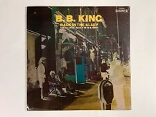 B.B. KING Back In The Alley LP BluesWay BLS 6050 US 1973 SEALED 17B