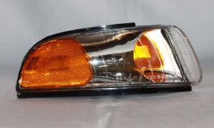 Turn Signal And Sidemarker Light Assy TYC 18-3185-01