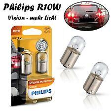 2x Philips Vision R10W 12V BA15s 12814B2 Hecklicht Parklicht Rückfahrlicht Lampe