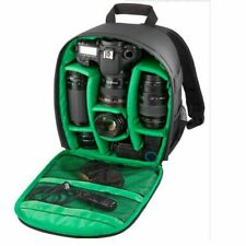 For Canon EOS-Nikon Sony SLR DSLR Camera Bag Waterproof Shoulder Case Backpack 7