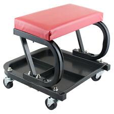 USA Seat Mechanics Creeper Garage Car Automotive Chair Roller Stool Repair Tool