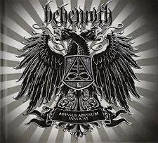 Behemoth Abyssus Abyssum Invocat 2 CD Set 2009 Bonus Tracks Peaceville UK