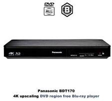 Panasonic DMP-BDT170 4K 3D multi región DVD 1-8 reproductor de Blu-Ray Divx
