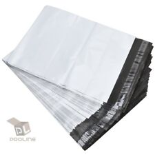 500 12x16 Poly Mailers Self Sealing Shipping Envelopes Plastic Bags 2.5 Mil