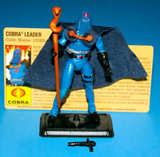 GI JOE 25TH COBRA COMMANDER 5 PACK LOOSE COMPLETE