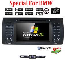 "For BMW X5 E53 99-2003 2004 2005 7"" Double 2Din Car Stereo DVD GPS CD Radio Navi"