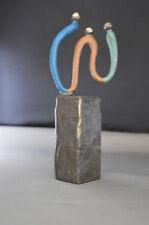 Verbundenheit -  Corry Ammerlaan-van Niekerk, Bronze 16 cm