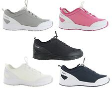 Oxypas Oxysport 'Maud' Lightweight Nursing Shoes with Toggle Fastener