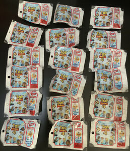 18 Packs Toy Story 4 Minis Series 2 Collectable Random Blind Mystery Bag