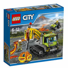 LEGO ® City 60122 VULCANO-OH BRUCO NUOVO OVP _ Volcano Crawler NEW MISB NRFB