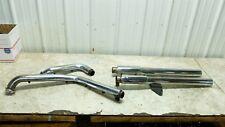 00 Kawasaki VN1500 E VN 1500 aftermarket Vance & Hines muffler pipe exhaust