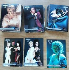 BATMAN FOREVER  1-120 CARD SET  1995