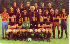 Fußball Football DFB König Fußball EINTRACHT FRANKFURT BUNDESLIGASAISON 1972/73