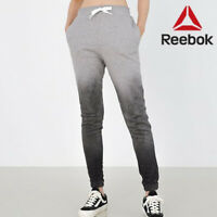 Women's Reebok Yoga Sweatpants joggers Graphic Logo Track Pants BJ9769 RRP £45