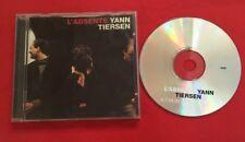 YANN TIERSEN L'ABSENTE 8101152 2001 BON ÉTAT CD
