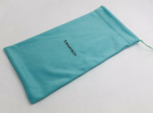 NEW Original Authentic Tiffany & Co. Pouch Eyeglasses & Sunglasses Pouch