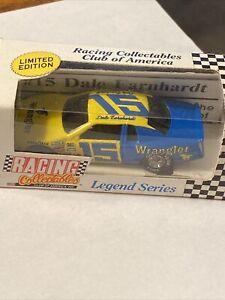 Dale Earnhardt RCCA #15 Wrangler Ford 1:64 diecastLimited Edition NIB