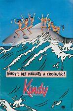 ▬► PUBLICITE ADVERTISING AD MAILLOTS DE BAIN KINDY