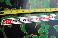 SURFTECH Tuflite Epoxy Randy French Surfboards XL LARGE Vintage Surfing STICKER