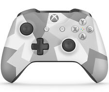 """""""Winter Forces"""" Xbox One S Rapid Fire Modded Controller, COD IW BO3, Destiny..."""