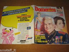 DdC 1987/21=FAMIGLIA RANIERI MONACO=MIKE BONGIORNO=TED KENNEDY=NOVELLA PARIGINI
