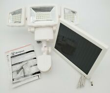 Westinghouse 2000 Lumen Triple Head Solar Security Light - Motion Activated