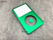 green front housing case cover central button key for ipod 6th gen classic 80gb