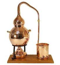 Coppergarden Hobbydestille 2l Alembik Destille - Schnapsbrennerei -nur Export