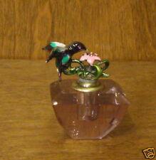 Welforth #PB963 HUMMINGBIRD Perfume Bottle, NEW/Box From Retail Store