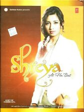 SHREYA [GHOSHAL] AT HER BEST - 4 CD BOLLYWOOD COMPILATION SET - FREE POST