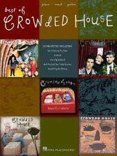 Best of Crowded House Sheet Music Piano Vocal Guitar SongBook NEW 000306937