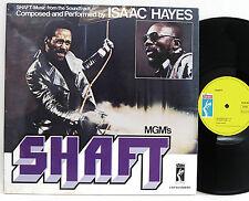 Isaac Hayes     Shaft       Stax      ORG.      no barcode     NM  # 37
