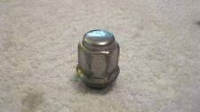 01-09 PT CRUISER  LUG NUTS-0NE --- OEM