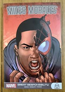 Miles Morales: Great Responsibility (Trade Paperback, 2019)