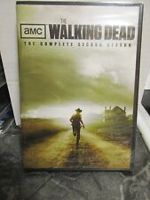 WALKING DEAD SEASON 2 -  FACTORY SEALED DVD !!! two