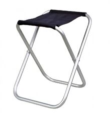 Relags Travelchair Folding Stool Camping Stool Black Transport Bag Camping