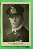 UM1) Marine Kapitänleutnant z See Graf Luckner 1914-1918 SEEADLER Seeteufel 1.WK