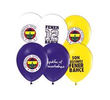 Fenerbahce Balon Bayrak Geburtstag Feier Futbol Geburtstag Nikah Dügün Sünnet