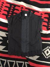 Cotelac Paris Cotton Top Shirt Dress Size 2