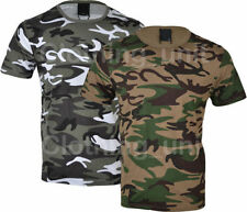 Unbranded Camouflage T-Shirts for Men