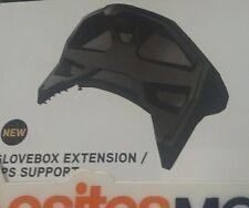SKI DOO NEW REV G4 BLACK GLOVEBOX EXTENSION / GPS SUPPORT # 860201249