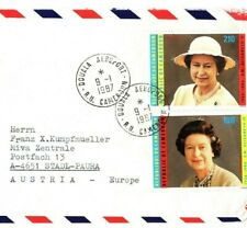 CAMEROON Cover *DOUALA AIRPORT* Catholic MISSION STATION Bota Cachet 1987 EB120