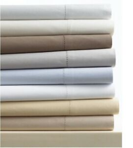 Hotel Collection 600 Thread Count King Flat Sheet GOLD