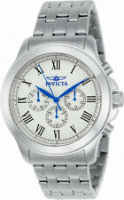 Invicta Specialty 21657 Men's Roman Numeral Day Date 24 Hour Analog Watch