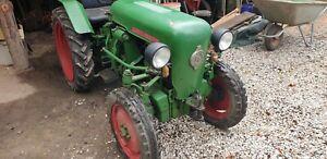 Bungartz T5 Trecker, Traktor, Oldtimer,  Baujahr 1967