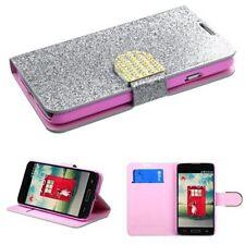 Étuis, housses et coques métalliques métalliques pour téléphone mobile et assistant personnel (PDA) LG